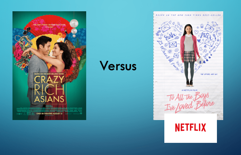 Did More People Watch Crazy Rich Asians or a Netflix Rom-Com